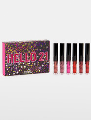 Kylie Birthday Hello 21 Mini Lip Set