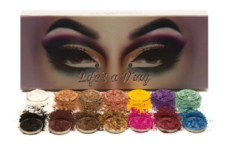 Lunar Beauty Life's a Drag Eyeshadow Palette