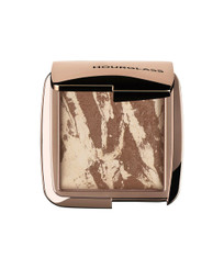 Hourglass Ambient Lighting Bronzer Mini in Diffused Bronze Light