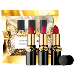 Pat McGrath Lust: Mini MatteTrance Lipstick Trio in Colour Blitz
