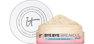 IT Cosmetics Bye Bye Breakout Powder in Translucent