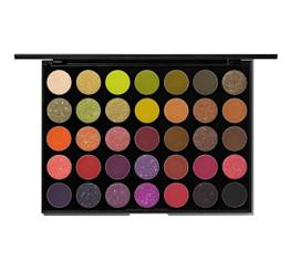 Morphe 35M Boss Mood Artistry Eyeshadow Palette