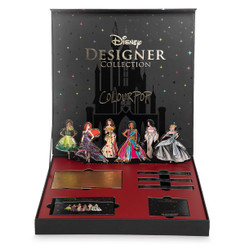 Colourpop x Disney Princess Designer Collection PR Box