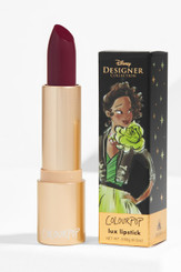 Colourpop x Disney Creme Lux Lipstick in Tiana