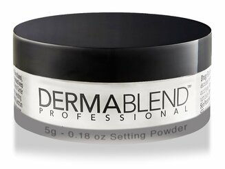 Dermablend Travel-Sized Loose Setting Powder in Original (5g)