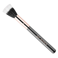 Sigma F55 Small Duo Fibre Brush in Black/Copper