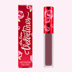 Lime Crime Velvetines Liquid Matte Lipstick in Teddy Bear