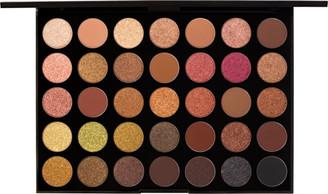 Morphe 35G Bronze Goals Eyeshadow Palette