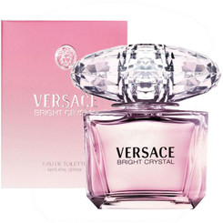 Versace Bright Crystal Eau de Toilette (3oz)
