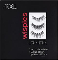 Ardell Mini Wispies Lash Lookbook + Duo