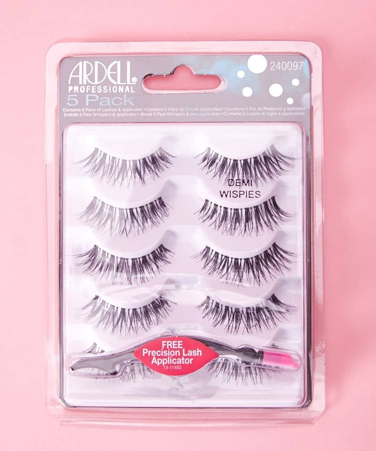 88b2d6a35f0 Ardell 5 Pack Black Demi Wispies Lashes. Price: ₱900. Image 1