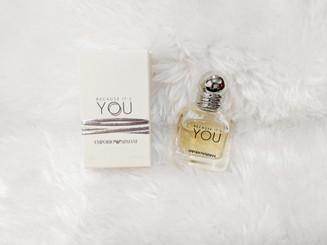 Emporio Armani 'Because It's You' Eau de Parfum Mini