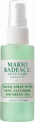 Mario Badescu Facial Spray With Aloe, Cucumber and Green Tea (2oz)