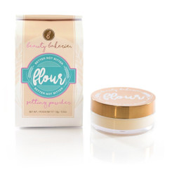 Beauty Bakerie Flour Setting Powder in Yellow