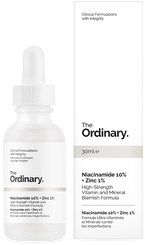 The Ordinary Niacinamide 10% + Zinc 1% (Blem)