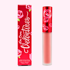 Lime Crime Velvetines Liquid Matte Lipstick in Bleached