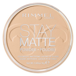 Rimmel Stay Matte Powder in Creamy Natural