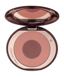 Charlotte Tilbury Cheek to Chic Blush in Pillow Talk