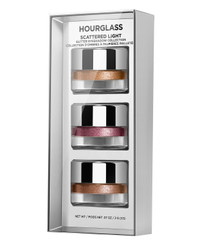 Hourglass Scattered Light Glitter Eyeshadow Trio