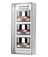 Hourglass Scattered Light Glitter Eyeshadow Trio