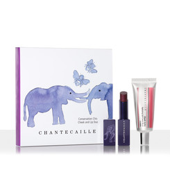 Chantecaille Conservation Chic: Cheek and Lip Duo Set