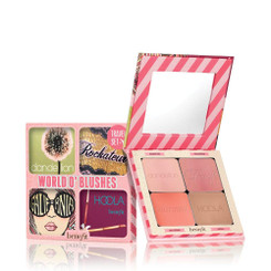 Benefit World O' Blushes Travel Set