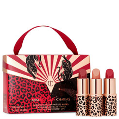 Charlotte Tilbury Mini Hot Lips Charms Lipstick Set