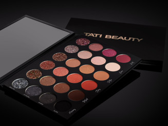 Tati Beauty Textured Neutrals Vol. 1 Eyeshadow Palette