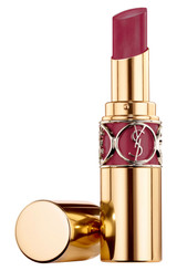 YSL Rouge Volupte Shine Oil-in-Stick Lipstick in Plum Tunique