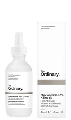 The Ordinary Niacinamide 10% + Zinc 1% (60ml)