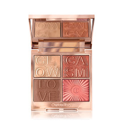 Charlotte Tilbury Glowgasm Face Palette in Lovegasm