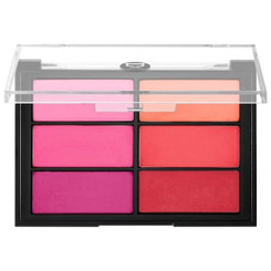Viseart Blush Palette in Rose/Coral