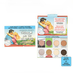 theBalm and the Beautiful Eyeshadow Palette Episode 1