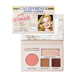 theBalm California Face Palette