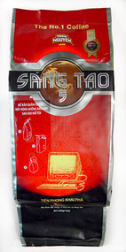 Trung Nguyen Creative Five Vietnamese Coffee ##for 340g ground, whole bean also available##