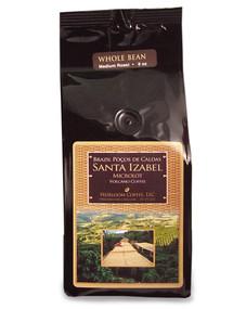 Brazil Santa Isabel Volcano Coffee from Poços de Caldas ##for 8oz##