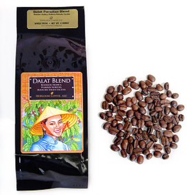 Vietnamese Dalat Blend Coffee ##for 8oz##