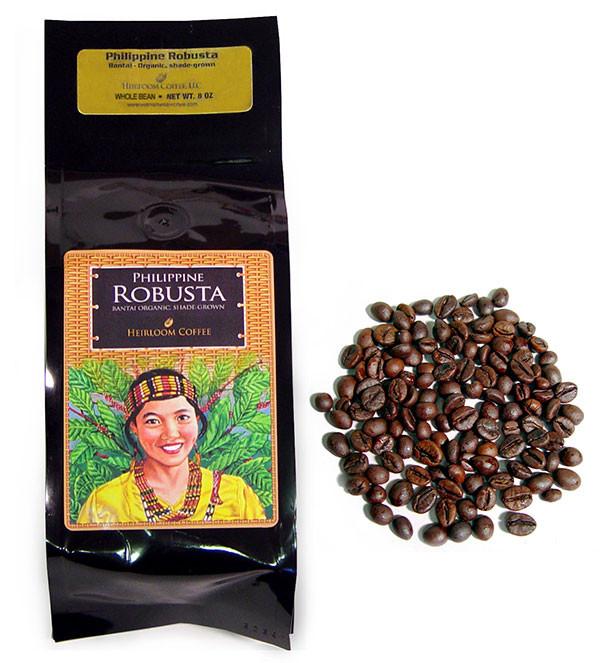 Philippine Premium Robusta Len S Coffee Llc