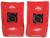 Gourmet Blend box contains two bags of 250 grams for freshness