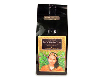 Mocharagua Half-Caff Blend##for 8 ounces##
