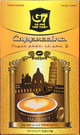 G7 Instant Cappuccino Coffee mix ##for 12 servings##
