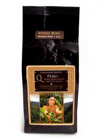 Peru Q Microlot Coffee ##for 8 ounces##