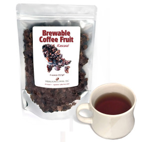 Brewable Coffee Fruit (cascara) ##for 4 ounces##
