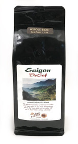 Saigon Blend DeCaf##for 8 ounces, drip grind or whole bean##