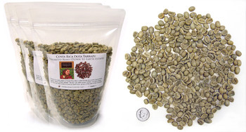 No-fail green beans for home roasters##for 3 pounds of easy-to-roast, premium beans##