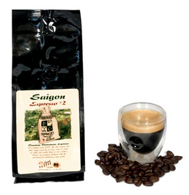 Saigon Espresso 2 ##our favorite Vietnamese espresso taste profile is back!##