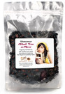 Black tea with real rose petals##Black tea with real miniature rose petals#