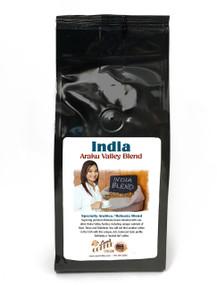 India Arabica Robusta Blend ##8 ounce bean or ground##