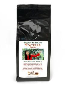 Excelsa Coffee Blend, Medium Roast ##for 8 ounces#