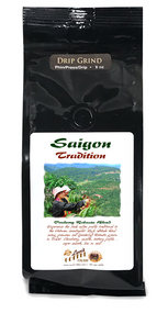 Saigon Tradition ##8 ounce ground or whole bean##